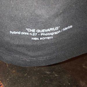 Neil Barrett Shirts - Neil Barrett rare and iconic Che Varius T-shirt. M